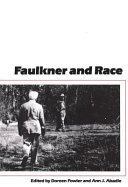 Faulkner and Race Book