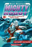 Ricky Ricotta's Mighty Robot vs the Mecha-Monkeys from Mars