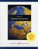 Communication Matters Book PDF