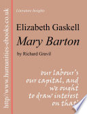 Elizabeth Gaskell: 'Mary Barton' Pdf/ePub eBook