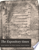 The Expository Times  , Volume 17