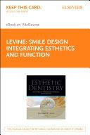 Smile Design Integrating Esthetics and Function - E-Book