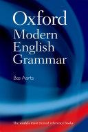 Oxford Modern English Grammar Pdf/ePub eBook