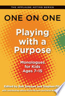 One on One  Playing with a Purpose