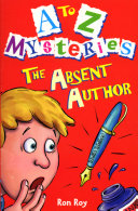 A Z Mysteries The Absent Author