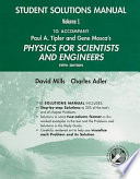 Physics for Scientists and Engineers Student Solutions Manual