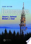 Electromagnetics, Third Edition