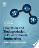 Ozonation and Biodegradation in Environmental Engineering