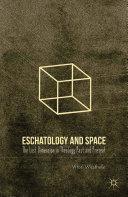 Eschatology and Space Pdf/ePub eBook