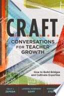C R A F T Conversations For Teacher Growth