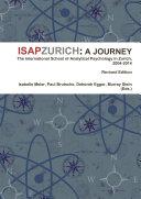 ISAPZURICH: A Journey