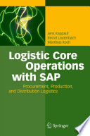 Logistic Core Operations with SAP