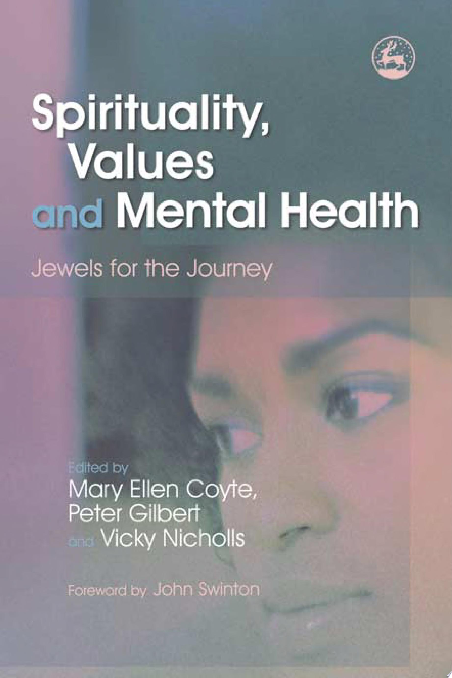 Spirituality  Values and Mental Health