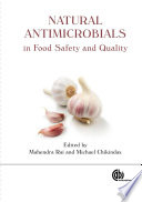Natural Antimicrobials in Food Safety and Quality Book