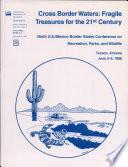 Cross Border Waters Book PDF