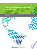 Advanced Time Series Analysis in Geosciences Book