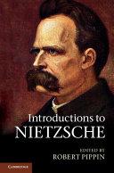 Introductions to Nietzsche