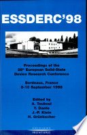 1998 European Solid State Device Research Conference Proceedings  Essderc