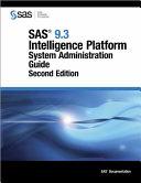 SAS 9.3 Intelligence Platform