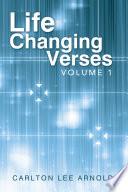 Life Changing Verses