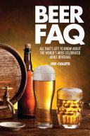 Beer FAQ