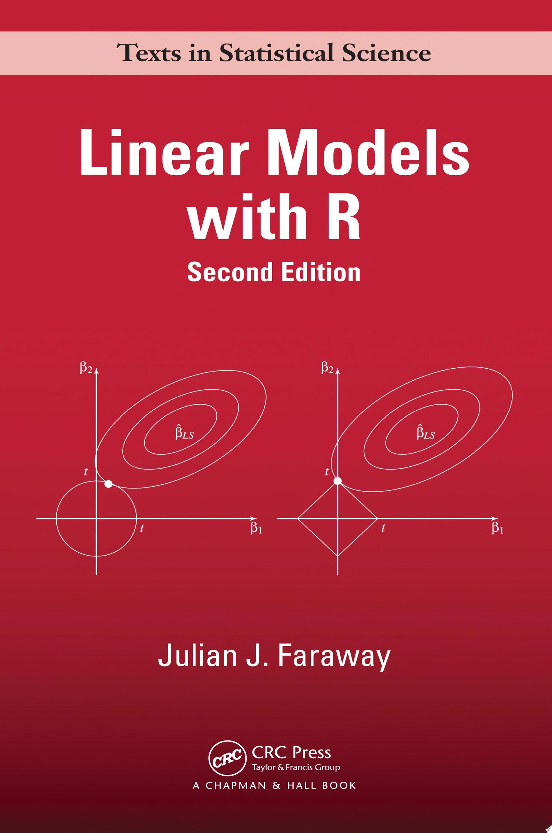Linear Models with R  Second Edition