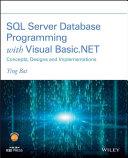 SQL Server Database Programming with Visual Basic NET