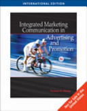 Cover of Integrated Marketing Communications in Advertising and Promotion