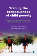 Tracing the Consequences of Child Poverty