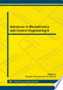 Advances in Mechatronics and Control Engineering II