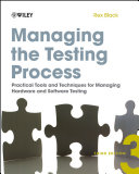 Managing the Testing Process