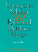 Conceptual Schema and Relational Database Design