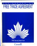 Accord de Libre-échange Entre Le Canada Et Les États-Unis Glossaire