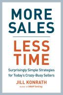 More Sales, Less Time [Pdf/ePub] eBook