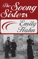 The Soong Sisters Pdf/ePub eBook