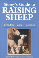 Storey s Guide to Raising Sheep Book