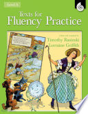 Texts For Fluency Practice Level A