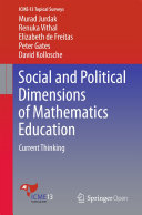 Social and Political Dimensions of Mathematics Education