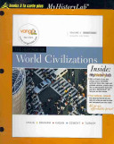 Heritage of World Civilizations  The  Volume 2  Books a la Carte Plus MyHistoryLab