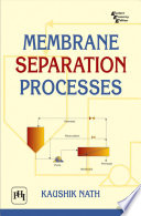 Membrane Separation Processes Book PDF