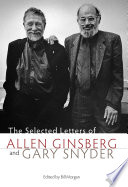The Selected Letters of Allen Ginsberg and Gary Snyder  1956 1991