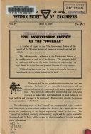 Western Society of Engineers Bulletin