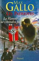Pdf Les Patriotes - Tome 2 : La Flamme ne s'éteindra pas Telecharger