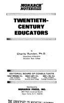 Twentieth century Educators