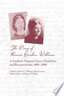 The Diary of Nannie Haskins Williams