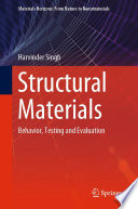 Structural Materials