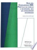 Guia Del Consumidor 2009: Proteja a Su Familia, Verano de 2009