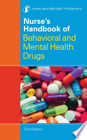 Nurse's Handbook of Behavioral and Mental Health Drugs