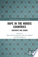 Rape In The Nordic Countries
