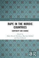 Rape in the Nordic Countries (Open Access)